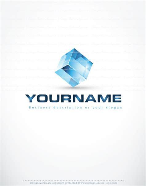 3d Home Architect Design Online Free by Exclusive Design Three Dimensional Unique Cube Logo