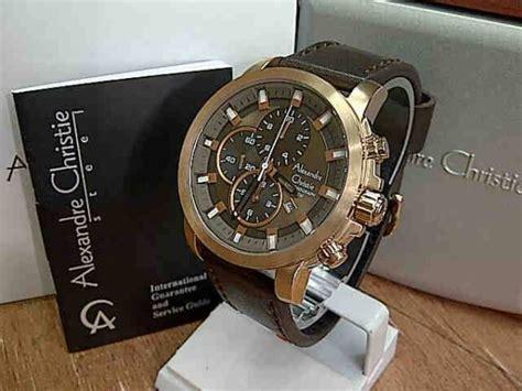Jam Tangan Alexandre Christie Ac3030ma Automatic Rosegold Original jam tangan original alexandre christie alexandre