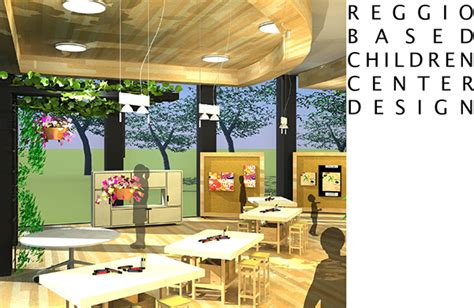art classroom layout designs reggio based children center design on behance