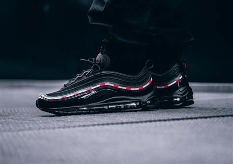 Undftd X Nike Air Max 97 Black is the undefeated x nike air max 97 black on your must cop list kicksonfire