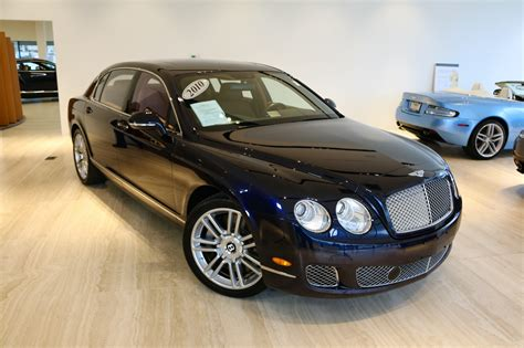 2010 bentley continental flying spur 2010 bentley continental flying spur stock p063073 for