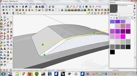 tutorial layout sketchup pro quick google sketchup pro boat tutorial youtube