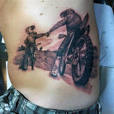 motocross tattoos for men 70 motocross tattoos for dirt bike design ideas