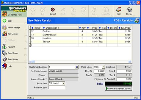 Program Pos Upgrade quickbooks point of sale review cnet