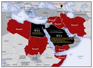 ban map muslim ban not about terrorism ban is part of master plan