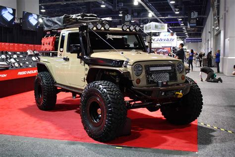 badass jeep wrangler the jeeps of sema 2015 wrangler jl forum