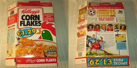 Cereal Sweepstakes - 7 of the best sporting prizes from cereal boxes 183 the42