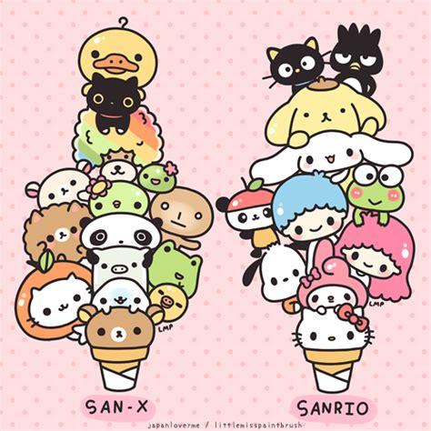 Kawaii Venus quelques personnages kawaii venus tout droit du japon