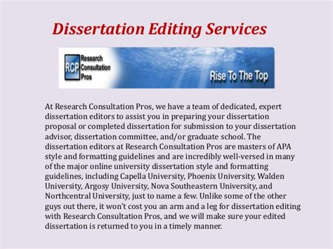 dissertation editors dissertation editing services stonewall services