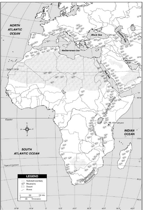 africa map eduplace a blank map thread page 4 alternate history discussion