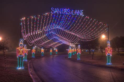 college station christmas lights photo 694 16 christmas show quot santa s lane quot in central