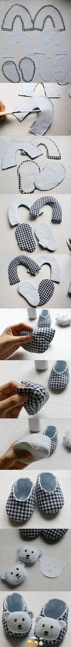 Sepatu Bayi Prewalker Kid Shoes Lks364 White how to sew baby booties that don t fall free pattern stitchesandsunflowers sewing