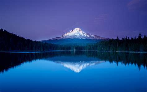 amazing mountain lake reflection wallpapers amazing