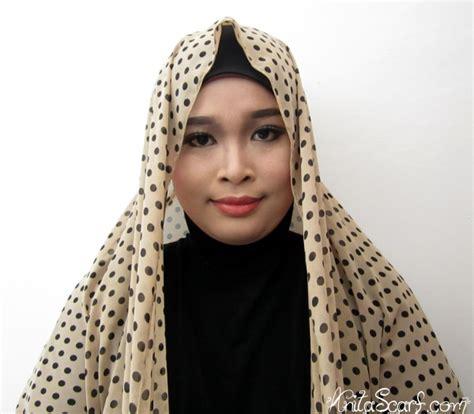 tutorial hijab zaskia sungkar tanpa peniti tutorial hijab untuk kerja atau ke kantor tutorial