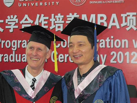 Taught Mba In China by Sprott Graduates The Sixth Class Of Its Mba China Program