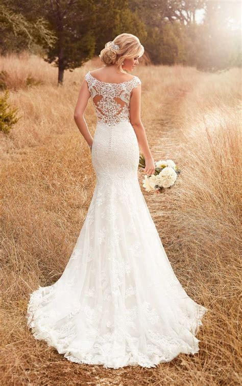 Wedding Hair Up Or With Backless Dress top 25 best backless wedding dresses ideas on