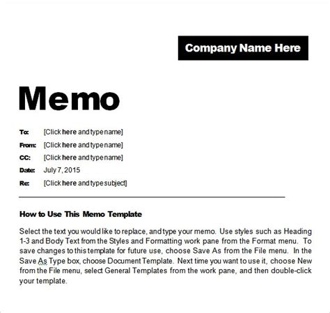 memo template for google docs google docs memo template best template idea