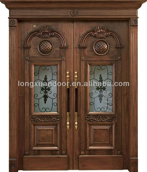Home Depot Interior Double Doors luxury villa door wood design main entrance wood door