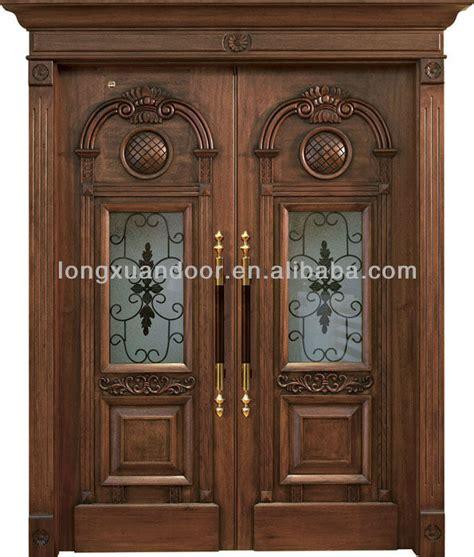 Luxury Villa Door Wood Design,Main Entrance Wood Door
