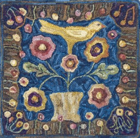 hooked rug repair 10 best images about rug hooking floral plants 2 on hooked rugs wool and