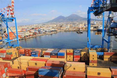 terminal porto napoli pesatura container novit 224 da luglio 2017 truck24