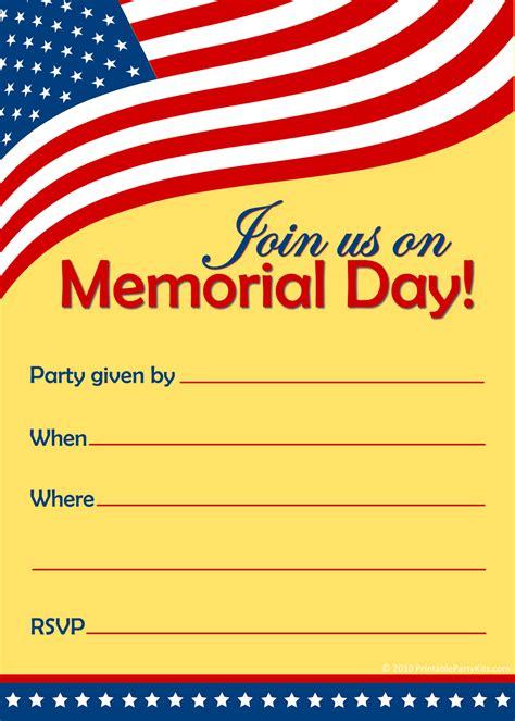 memorial invitation templates free free printable invitations free invitations for a