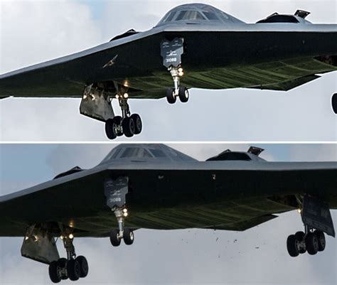 the aviationist 187 photo us b2 stealth bomber suffers