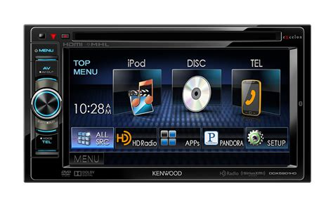 kenwood truck dealer 2014 kenwood excelon ddx5901hd dvd hd bluetooth