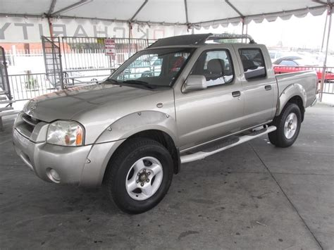 Nissan Frontier Se by 2001 Nissan Frontier Se Cars And Vehicles Gardena Ca