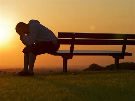 bench manly lonely man on bench www pixshark com images galleries