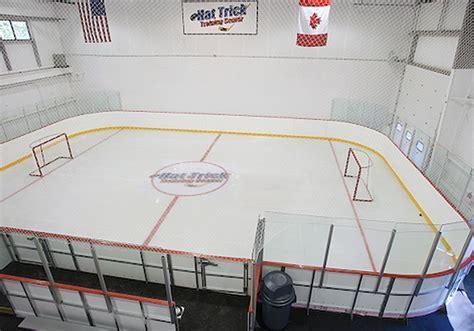 Custom Ice Rinks Training