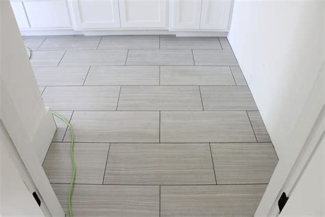 Different Ways To Lay Floor Tile by Tips Alluring 12x24 Tile Patterns Adds Warm Style And