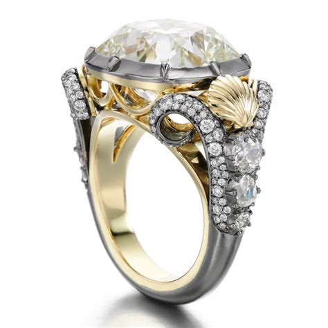 mccormack launches couture engagement rings