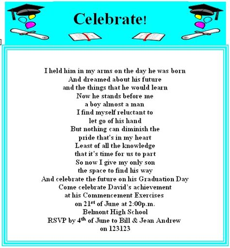 graduation quotes for invitations 2 quotes for graduation invitations quotesgram