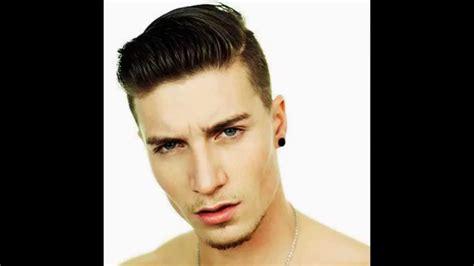 topi sesuai bentuk wajah pria foto macam macam model gaya rambut pria sesuai bentuk