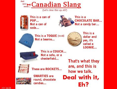couch slang canadian slang by i am canadian eh on deviantart