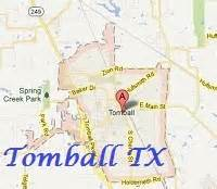 where is tomball on a map tomball home values