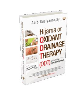 Hijama Or Oxidant Drainage Therapy Odt Hardcover hijama or oxidant drainage therapy odt omahbukumuslim