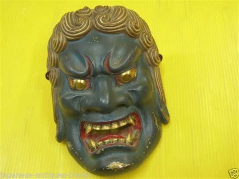 kabuki mask template 1000 images about fudo myoo on hallam