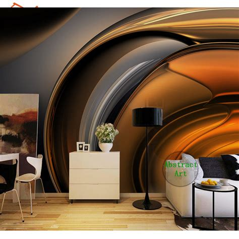 3d wallpaper bedroom living mural roll space abstract modern abstract coffee line classical 3d room wallpaper