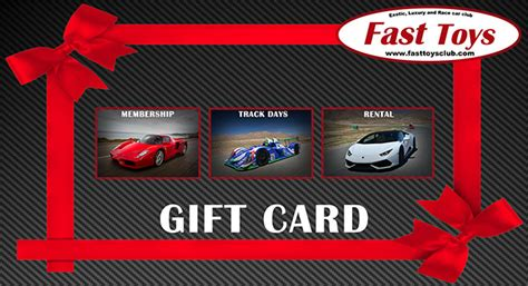 Fast Card Gift Card - gift cards fast toys club