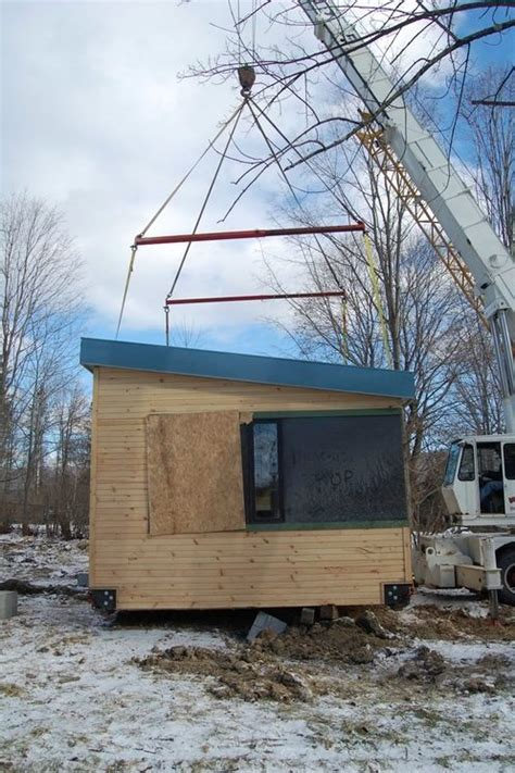 Yestermorrow Students Design Build Tiny House For Client Yestermorrow Tiny House