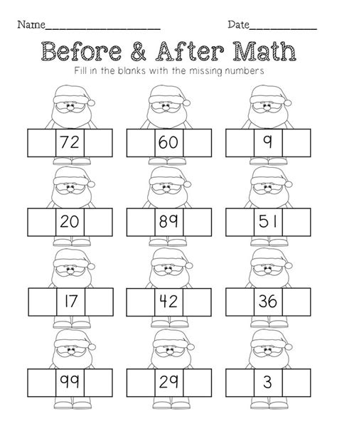 Number Sequencing Worksheets by Best 25 Math Ideas On