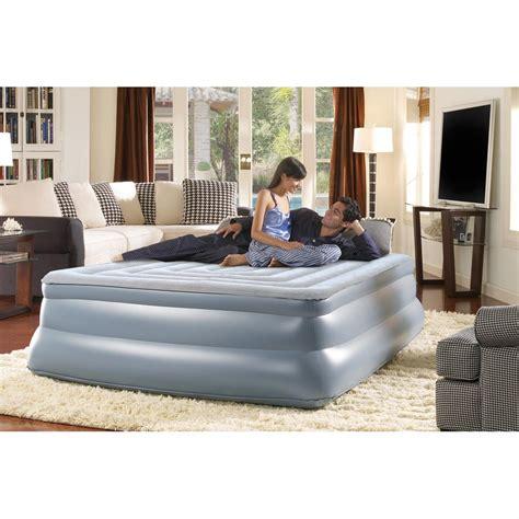 simmons beautyrest ultraflex pillowtop air bed