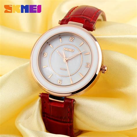 Jam Tangan Wanita Bum Equipment skmei jam tangan analog wanita 1059cl jakartanotebook