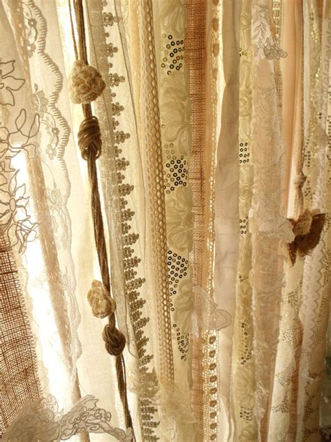 Wedding Backdrop Burlap by Rustic Burlap Garland Backdrop Wedding Curtain By