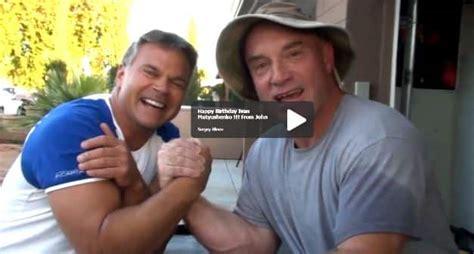Todd Hutchings Videos Happy Birthday Ivan Matyushenko From John