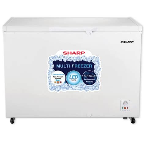 Freezer Box Sharp sharp freezer sjc 315 wh at best price in bangladesh