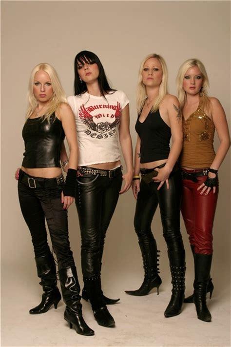 imagenes mujeres rockeras de los 80 rock pasi 211 n y estilo girl bands bandas de chicas