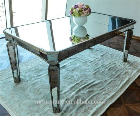 Antique Mirror Dining Table Antique Mirrored Dining Table Buy Wooden Frame Mirror Dining Table Mirrored Dining Table
